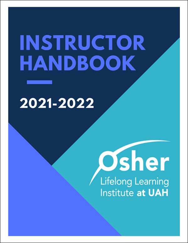OLLI at UAH Instructor Handbook