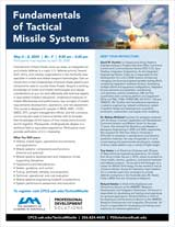 Tactical Missile Systems Flyer