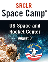 SRCLR Space Camp - August 3
